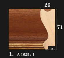 A 1625/01 type of frame