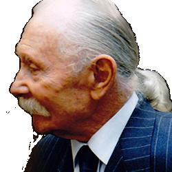 Miklos Bodor portret artysty malarz
