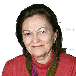 Margit Feher photo of artist
