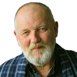 Strissowszky Szilárd festőművész portréja