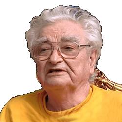 Endre Szász portret artysty