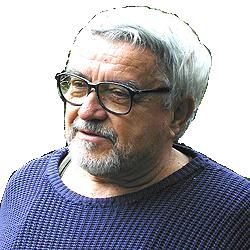 Wegenast Róbert festőművész portréja