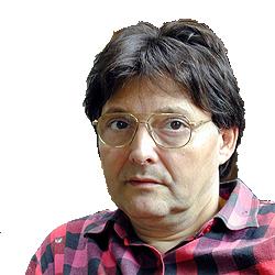 Jozsef Fürst portrait of artist