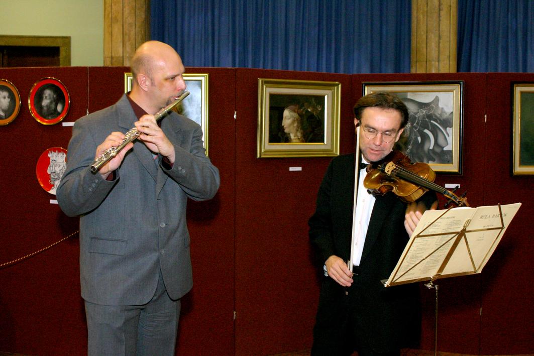 Pfitzner Tibor és Farkas István