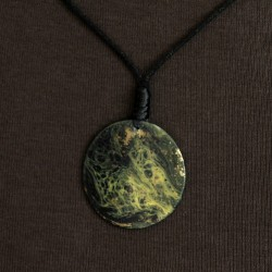 Zsupos Brigitta: Kagyló medál - 5 cm