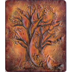 Bezdány Zsolt: Trees - 41x35cm