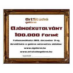 Ajándékutalvány: 100.000 Ft,-