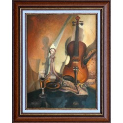 Attila Zoltai: Shadow - 40x30cm