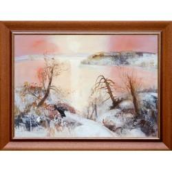 Balogh Ervin: Friss hó - 50x70 cm