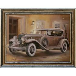 Zoltai Attila: Cadillac Phaeton - 30x40cm