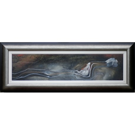 Zoltán Ludvig: Birth - 20x80cm