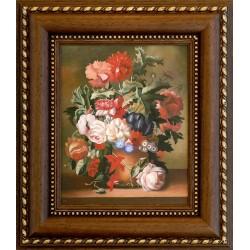 Sógor Endre: Barokk hangulat - 30x24cm