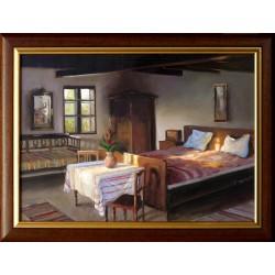 Hornyik Zoltán: Fényjáték - 50x70 cm