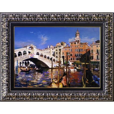 Papp Gábor: Ponte Rialto - 50x70 cm