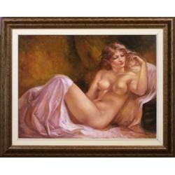 Csomor Katalin: Emlékek - 60x80 cm