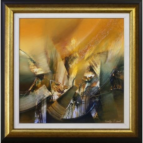 Erdélyi Tibor: Változóban - 50x50 cm