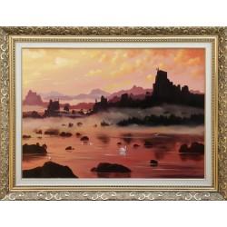 Levente Bihari: Swansong - 50x70cm