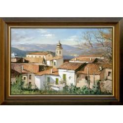 Zoltán Rajczi: Tuscan - 40x60cm