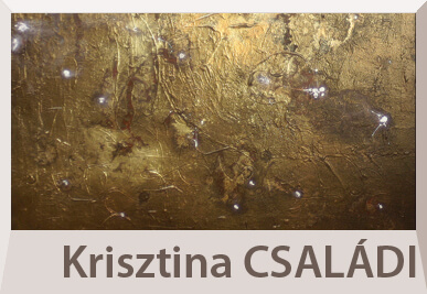 Kriszta Csaladi abstract artworks
