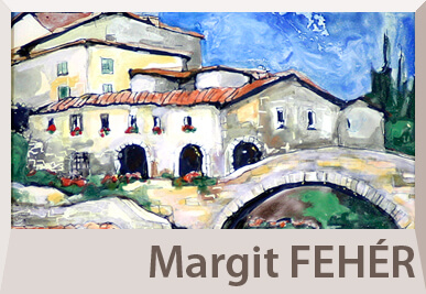 Margit Feher enamels on offer
