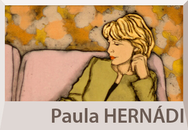 Paula Hernadi enamels on offer