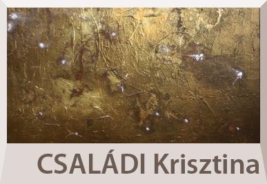 Családi Kriszta absztrakt festmények