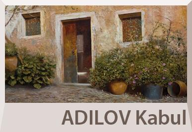 Kabul Adilov eladó festmények