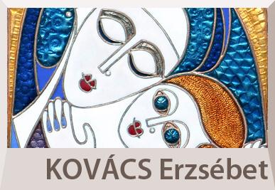 Kovács Erzsébet tűzzománcok, szakrális művészet