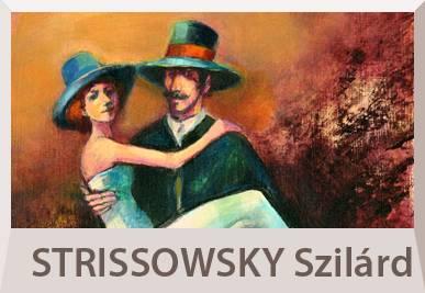 Strissowszky Szilárd festmények